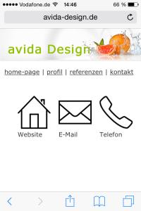 Responsive-Webdesign-Visitenkarte-Berlin