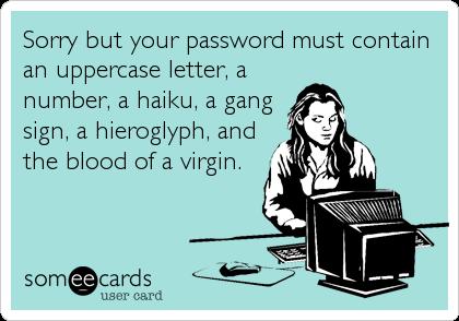 Ideen für sichere Passwörter